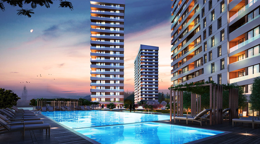 Damas Project D-163 in Istanbul - Exterior picture 01