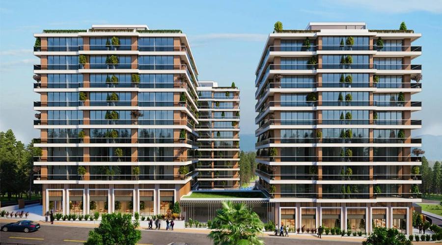 Damas Project D-318 in Bursa - Exterior picture 01