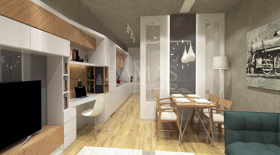 Damas Project D-180 in Istanbul - interior picture  01