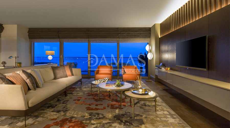 Damas Project D-245 in Istanbul - interior picture  01