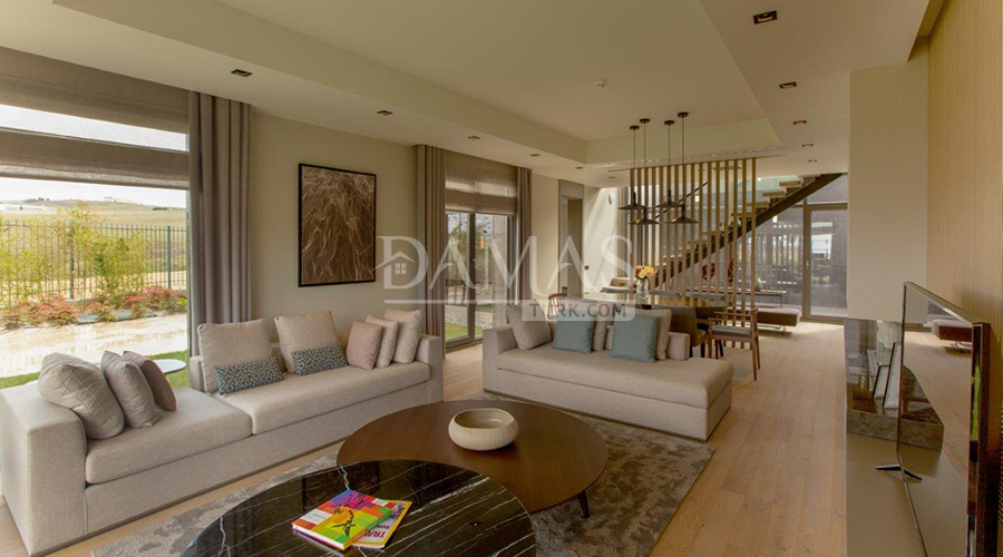 Damas Project D-291 in Istanbul - interior picture 01