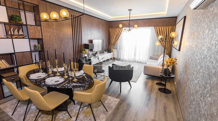 Damas Project D-131 in Istanbul - interior picture 01