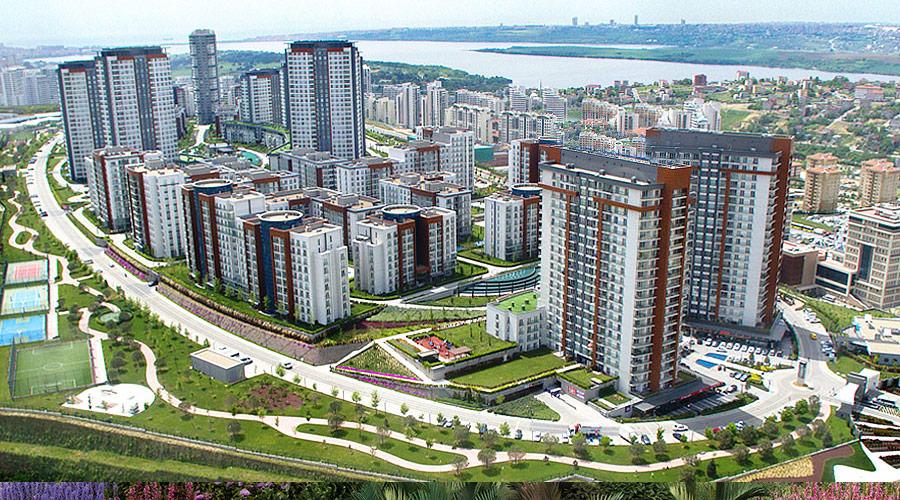 مجمع مجموعة داماس 159 في اسطنبول - صورة خارجية 01