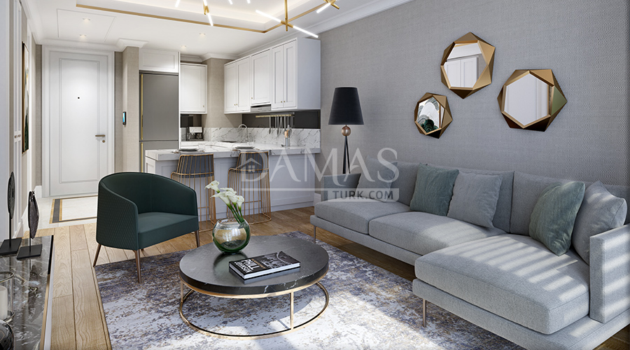 Damas Project D-281 in Istanbul - interior picture 01