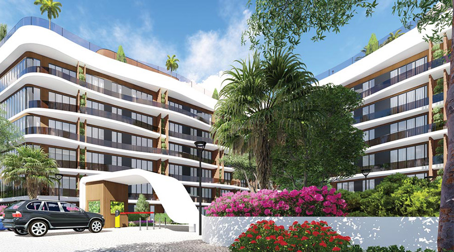 Damas Project D-376 in Yalova - Exterior picture 01