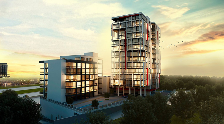 Damas Project D-701 in Ankara - Exterior picture 01