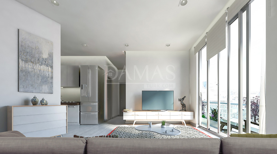 Damas Project D-132 in Istanbul - interior picture 01
