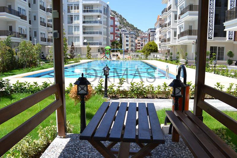 منازل للبيع في انطاليا - مجمع مجموعة داماس 606 في انطاليا - صورة خارجية 01