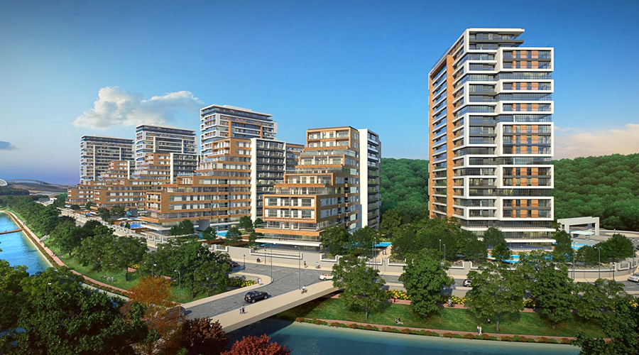 Damas Project D-155 in Istanbul - Exterior picture 01