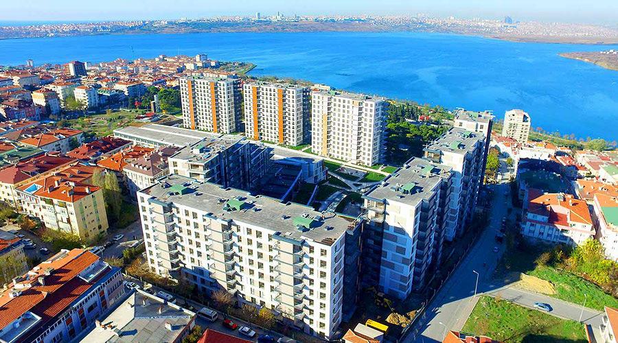 مجمع مجموعة داماس 148 في اسطنبول - صورة خارجية 01