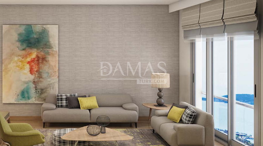 Damas Project D-288 in Istanbul - interior picture 01