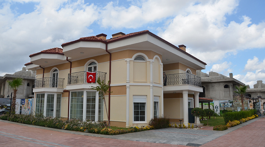 Damas Project D-617 in Antalya - Exterior picture 01