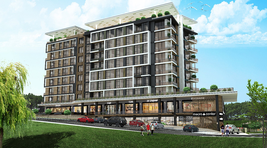 Damas Project D-205 in Istanbul - Exterior picture  01