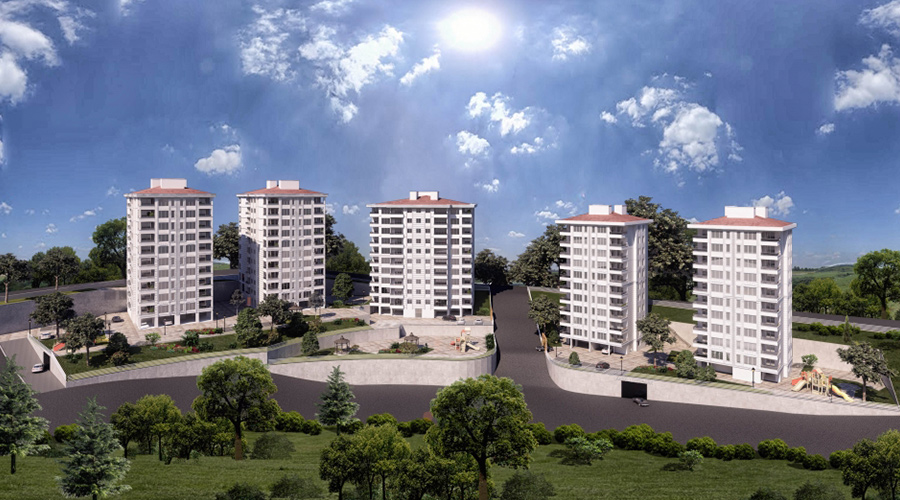 Damas Project D-416 in Trabzon - Exterior picture 01