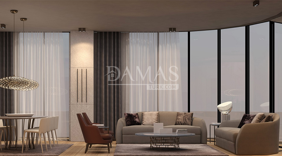 Damas Project D-128 in Istanbul - interior picture 01
