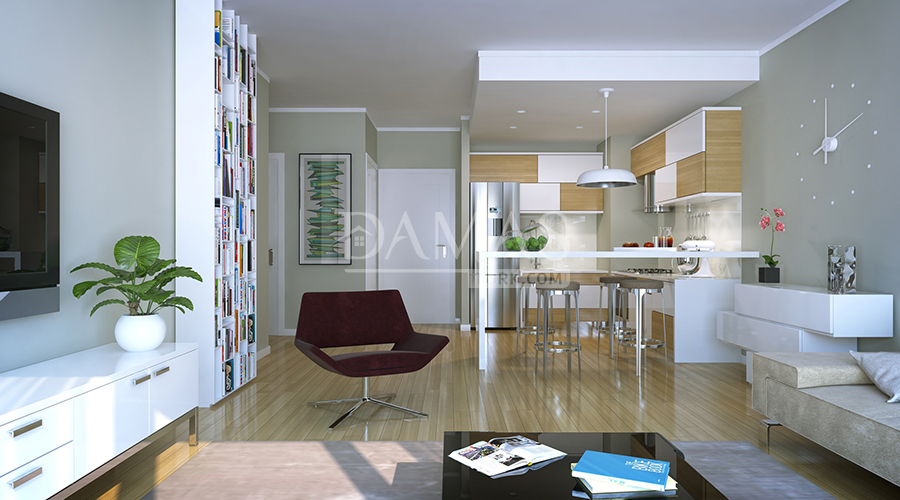 Damas Project D-133 in Istanbul - interior picture 02