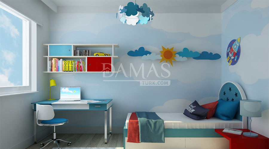 Damas Project D-610 in Antalya - interior picture 02