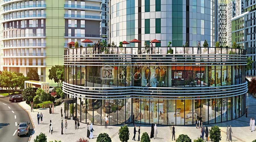 مجمع داماس 088 في اسطنبول  - صورة خارجية  02