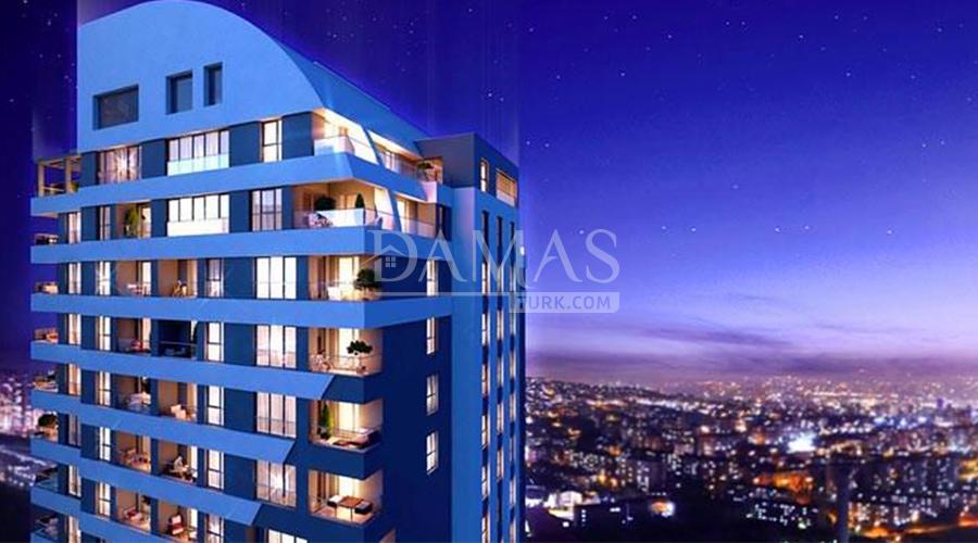مجمع داماس 703 في أنقرة - صورة خارجية 02