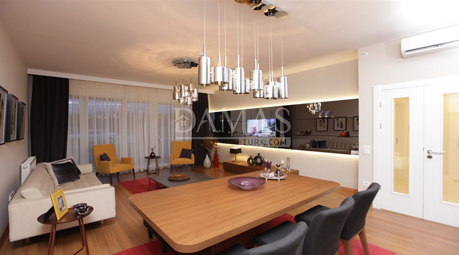 Damas Project D-126 in Istanbul - interior picture 02