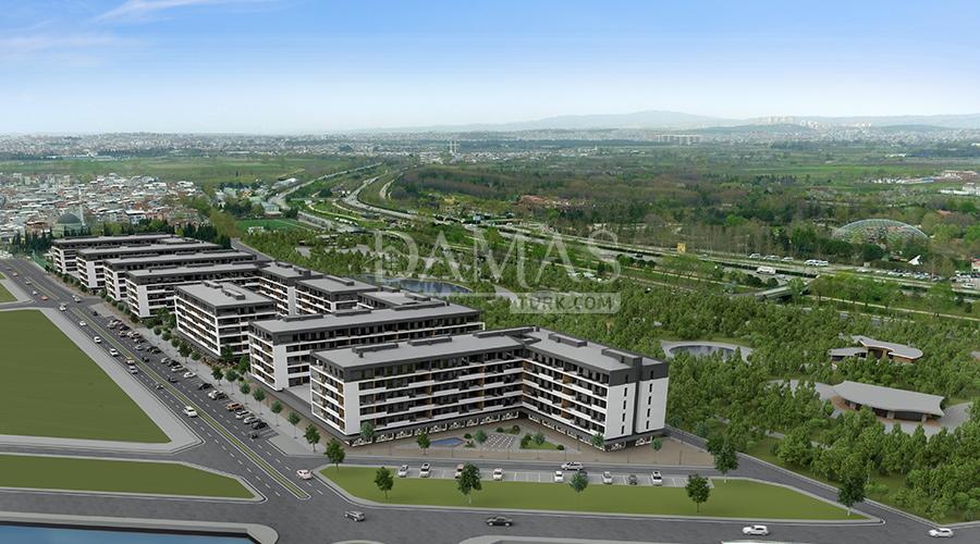 Damas Project D-316 in Bursa - Exterior picture  02