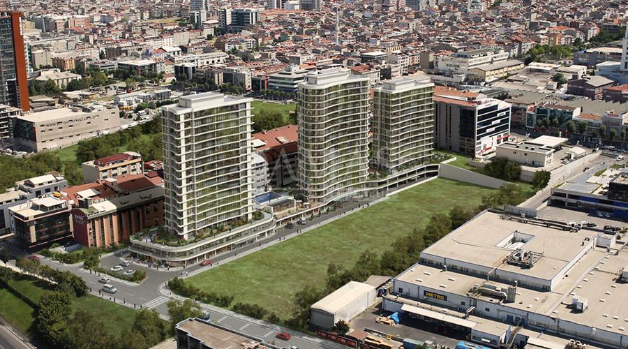 مجمع ديماس 196 في اسطنبول - صورة خارجية 02