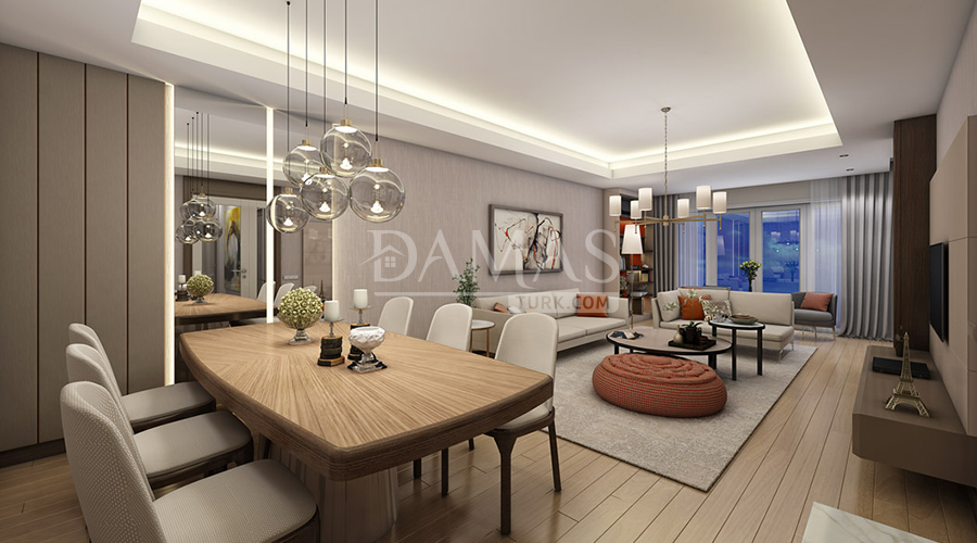 Damas Project D-273 in Istanbul - interior picture 02
