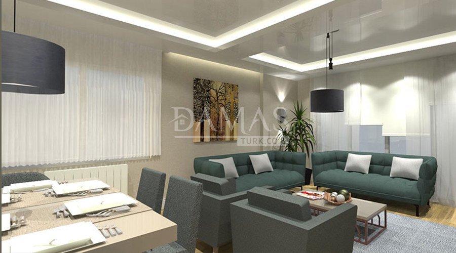 Damas Project D-117 in Istanbul - interior picture 02