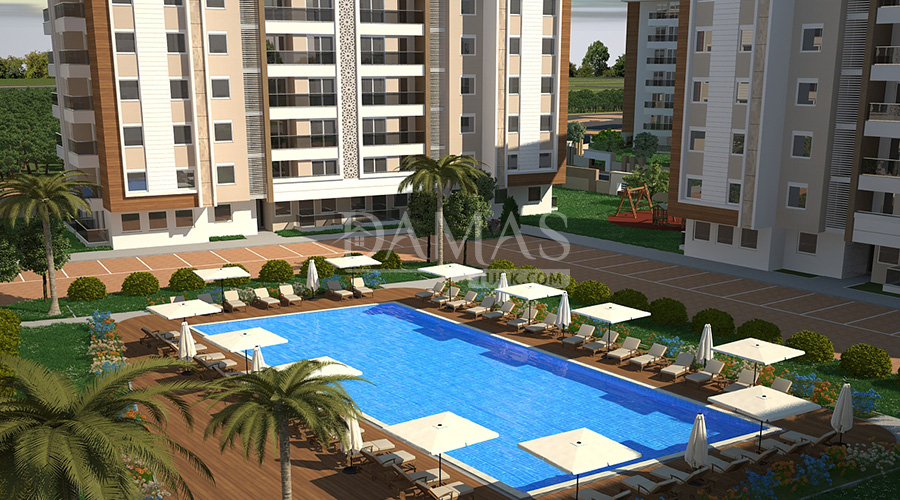 Damas Project D-618 in Antalya - Exterior picture 02