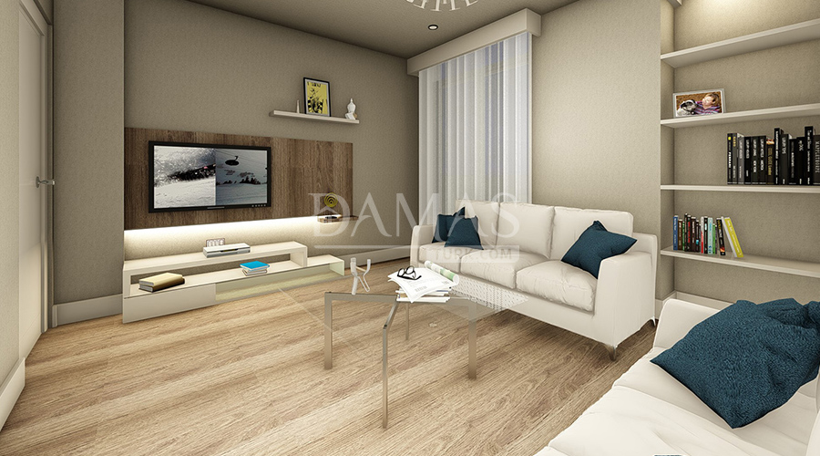 Damas Project D-616 in Antalya - interior picture 02