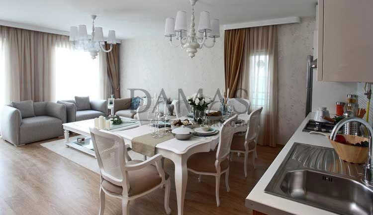 منازل للبيع في بورصة - مجمع مجموعة داماس 206 في بورصة - صورة داخلية 02