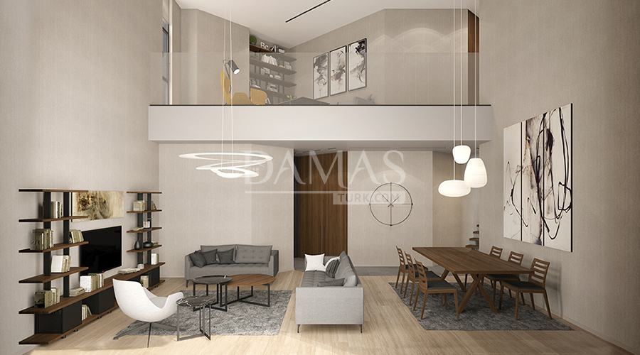 Damas Project D-704 in Ankara - interior picture 02