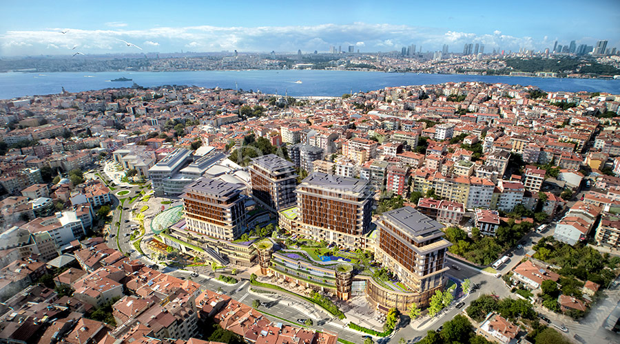 Damas Project D-281 in Istanbul - Exterior picture 02