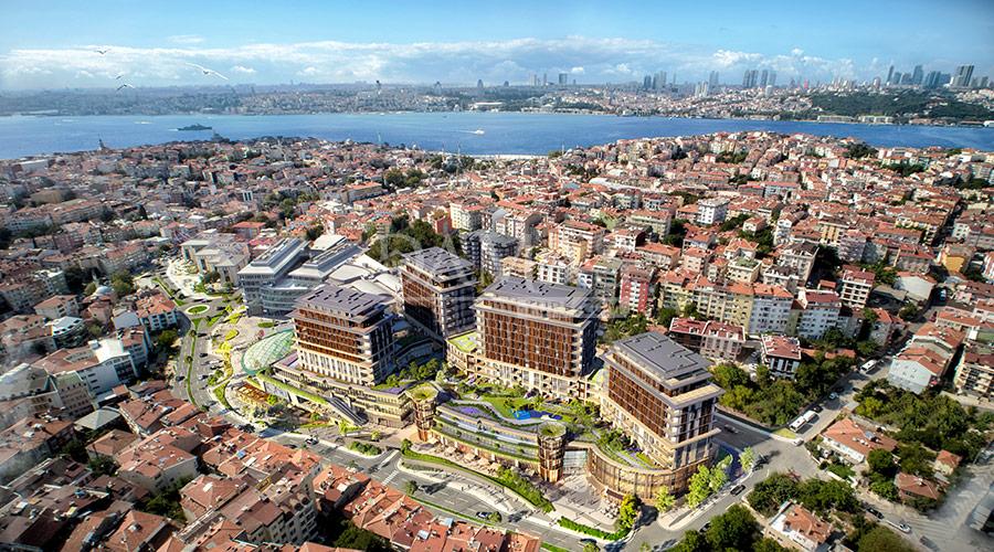 مجمع داماس 281 في اسطنبول - صورة خارجية 02