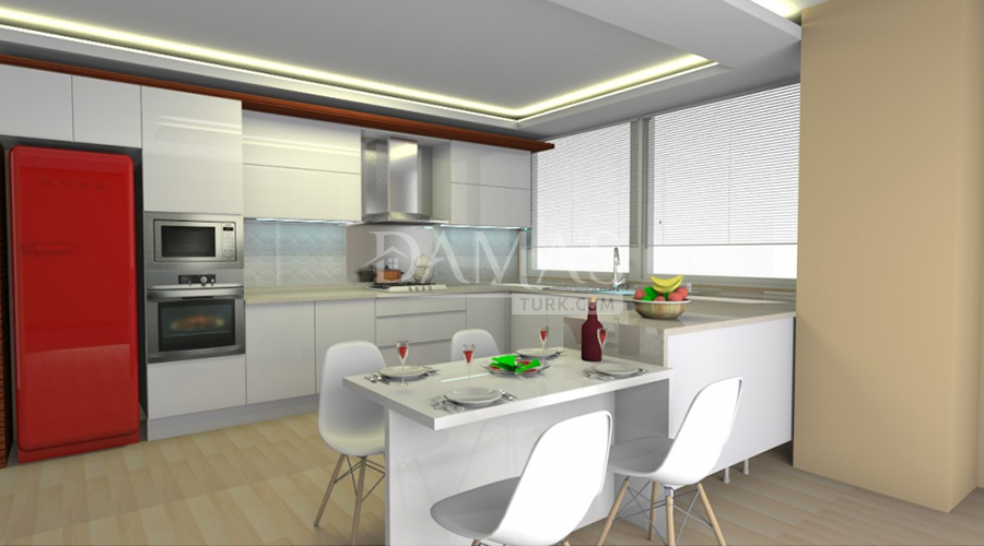 Damas Project D-700 in Ankara - interior picture 02