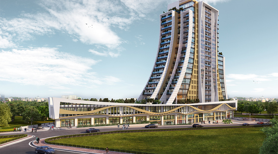 Damas Project D-274 in Istanbul - Exterior picture 02