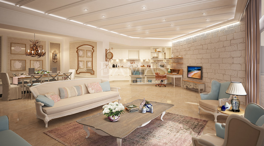 Damas Project D-149 in Istanbul - Interior picture 02