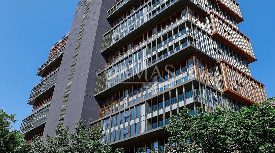 مجمع داماس 293 في اسطنبول - صورة خارجية 02