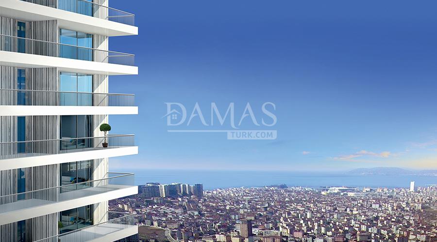 مجمع داماس 269 في اسطنبول - صورة خارجية 02