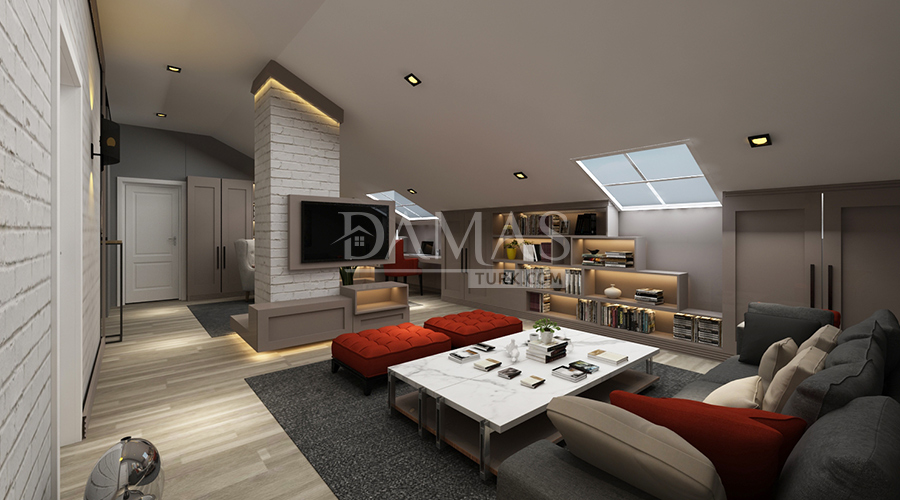 Damas Project D-617 in Antalya - interior picture 02