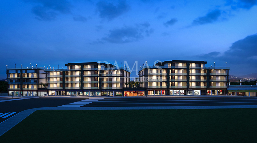 Damas Project D-503 in Kocaeli - Exterior picture  02