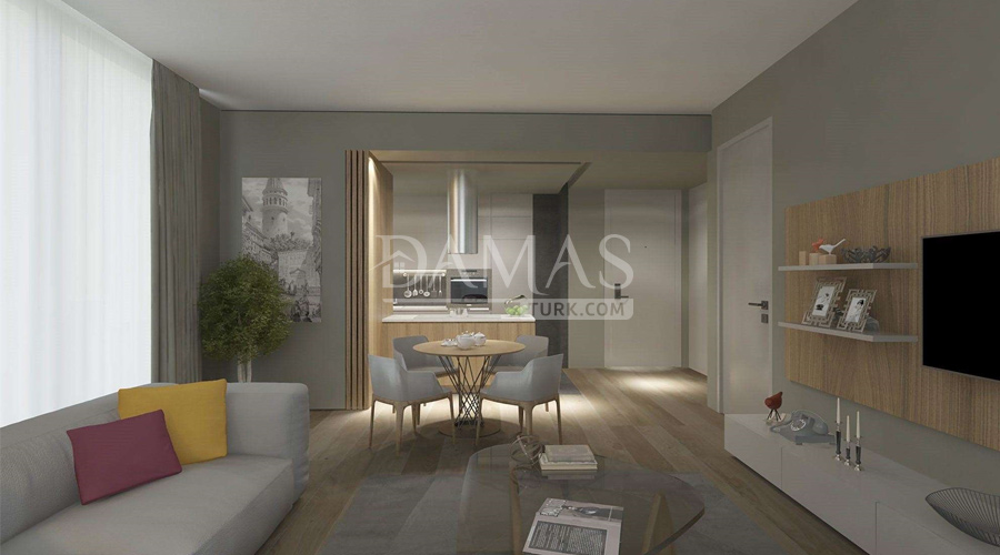 Damas Project D-111 in Istanbul - interior picture 02