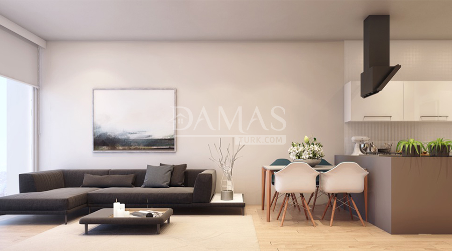 Damas Project D-250 in Istanbul - interior picture 02