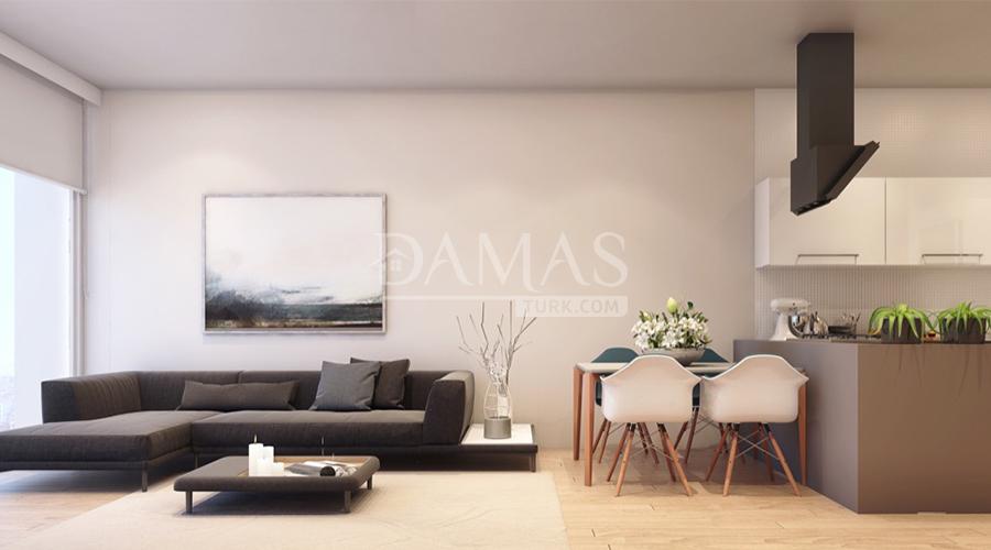 مجمع مجموعة داماس 250 في اسطنبول - صورة داخلية 02