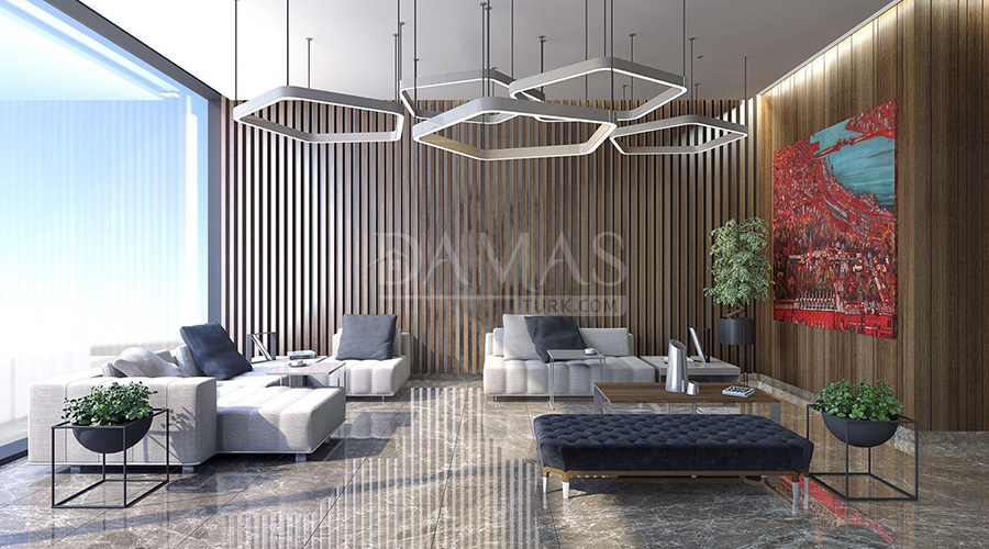 Damas Project D-213 in Istanbul - interior picture  02