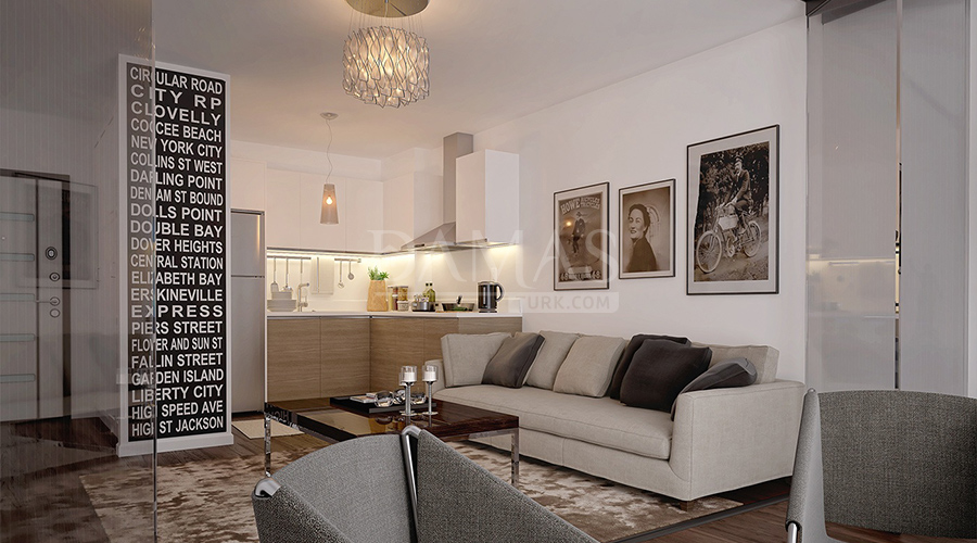 Damas Project D-197 in Istanbul - interior picture  02