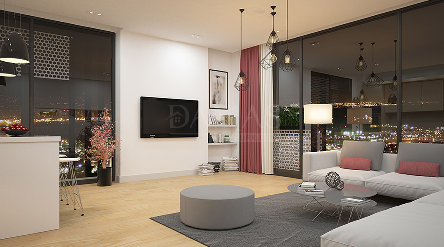 Damas Project D-135 in Istanbul - interior picture 02