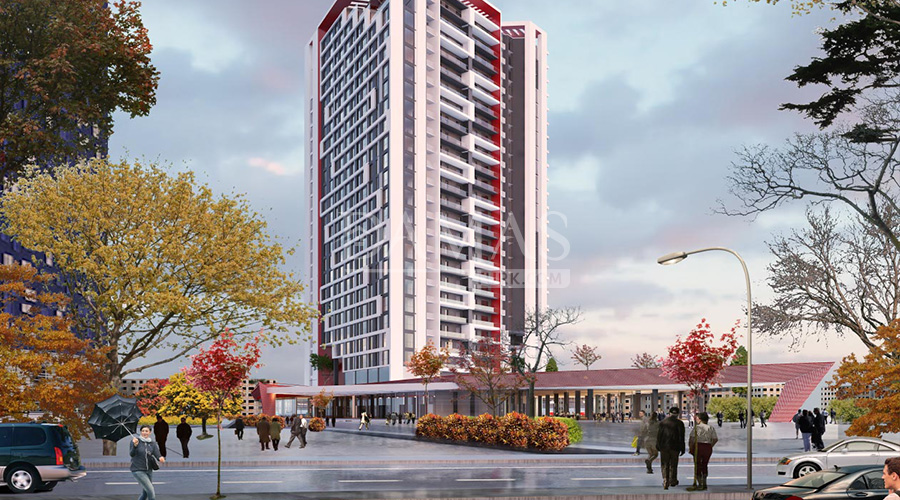 Damas Project D-132 in Istanbul - Exterior picture 02
