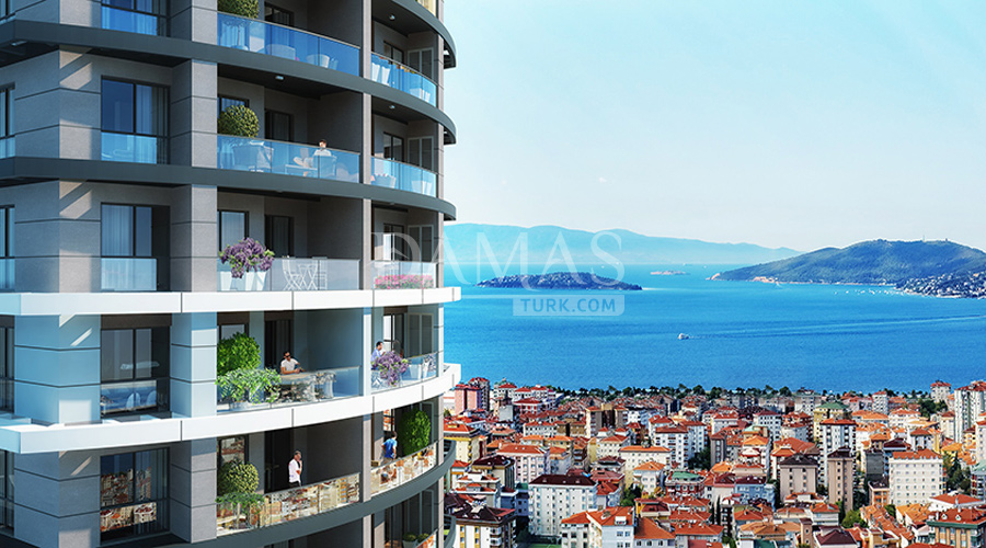 Damas Project D-288 in Istanbul - Exterior picture 02