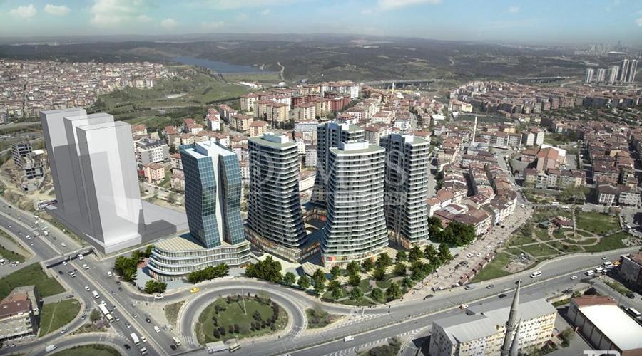 مجمع مجموعة داماس 244 في اسطنبول - صورة خارجية 02